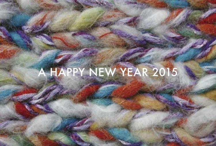 A HAPPY NEW YEAR 2015 MUSEUM