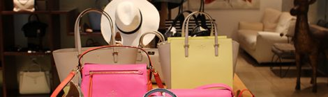 kate spade new york POP UP SHOP