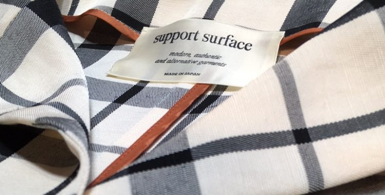 support surface